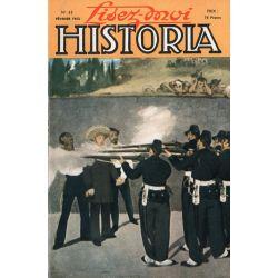 Lisez-moi Historia n° 63 - Drapeau sur le Nil : Fachoda - Couv. : Exécution de l'Empereur Maximilien, par Manet