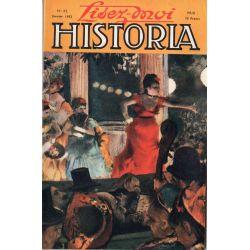 Lisez-moi Historia n° 62 - Quand je voyais Staline par le Général Eisenhower - Couv. Aux Ambassadeurs, Tableau de Degas