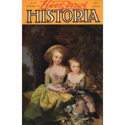 Lisez-moi Historia n° 58 - Le centenaire du Maréchal Foch - Couv. : Madame Royale et son frère le Dauphin