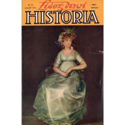 Lisez-moi Historia n° 56 - La Maison Blanche - Couverture : La Comtesse Chinchon, par Goya