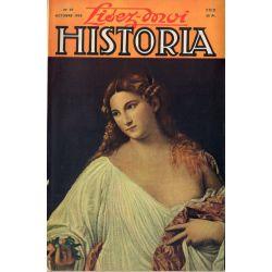 Lisez-moi Historia n° 47 - Napoléon à l'île d'Elbe - Couverture : Flora, par Titien