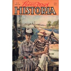 Lisez-moi Historia n° 45 - La vérité sur la mort de Rommel - Couv : Argenteuil, les Canotiers, par Manet