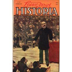 Lisez-moi Historia n° 36 - Il y a vingt ans... avec Clémenceau - Couv :  Clémenceau dans une réunion publique