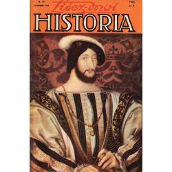 """Lisez-moi Historia n° 34 - L'extraordinaire mission du """"Seraph"""" - Couv : François Ier, Roi de France, par Clouet"""