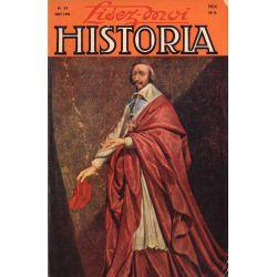Lisez-moi Historia n° 33 - Vacances impériales - Couverture : Richelieu, par Philippe de Champaigne