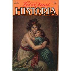 Lisez-moi Historia n° 32 - Napoléon au travail - Couv : Mme Vigée-Lebrun et sa fille, par elle-même