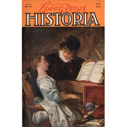 Lisez-moi Historia n° 28 - Les dernières années de Fouché - Couv : La leçon de musique, par Fragonard