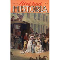Lisez-moi Historia n° 21 - Histoire de la Fronde - Couv : L'arrivée de la Diligence, par Boilly