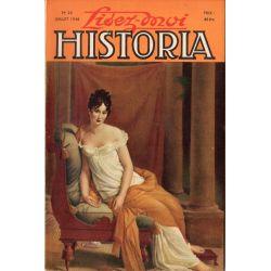 Lisez-moi Historia n° 20 - La Vie de Chateaubriand - Couv : madame Récamier, par Gérard