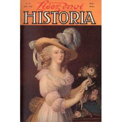 Lisez-moi Historia n° 19 - Les journées de juin 1848 - Couv : Marie-Antoinette en Gaulle