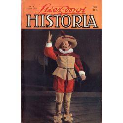 Lisez-moi Historia n° 14 - Évasion d'un Général d'armée - Couv. M. André Brunot dans le rôle de Cyrano