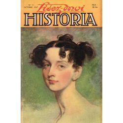 Lisez-moi Historia n° 11 - La mort de la Reine Victoria - Couv : La Princesse Lieven