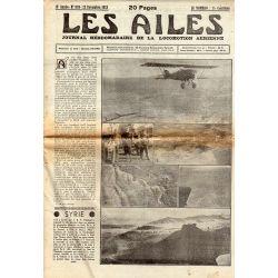 23 novembre 1933 - L'Aéro (20 pages)