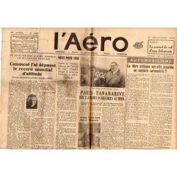 27 décembre 1935 - L'Aéro (10 pages)