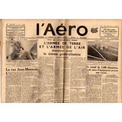 30 avril 1937 - L'Aéro - Armée de Terre et Armée de l'Air, pour un commandement unique