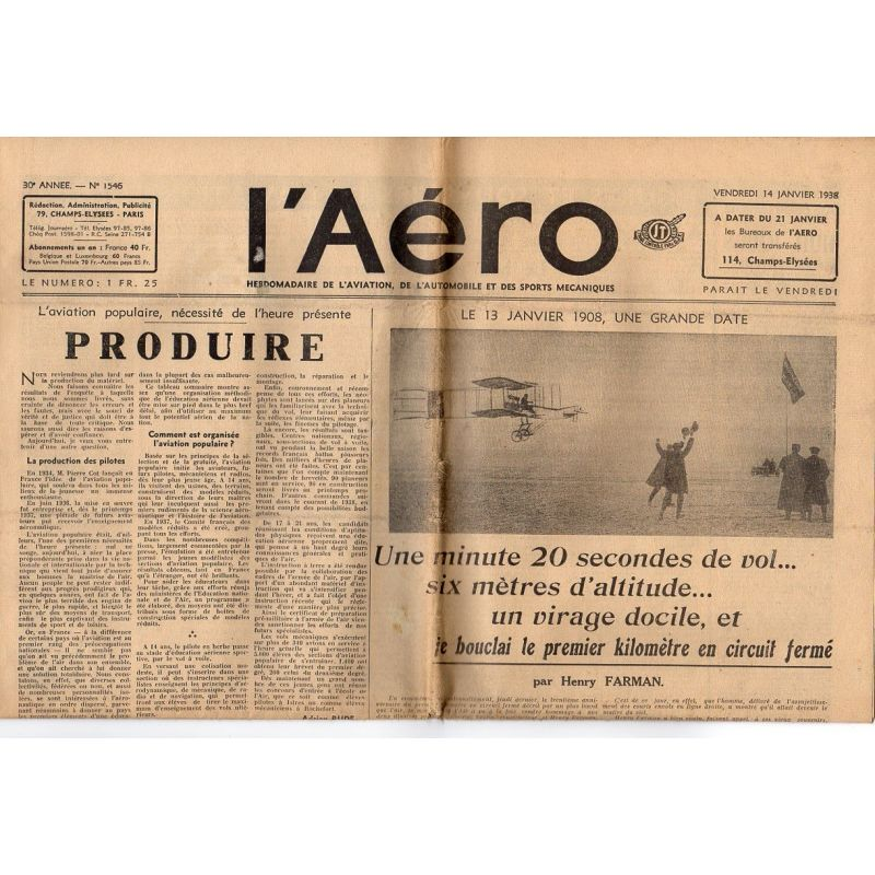 Aero Dating