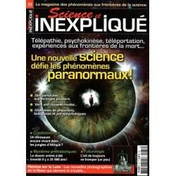 Science et Inexpliqué n° 33 - Une nouvelle science défie les phénomènes paranormaux !