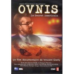 Ovnis, le Secret Américain (Documentaire) - DVD Zone 2