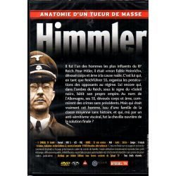 Himmler, Anatomie d'un tueur de masse - DVD Zone 2