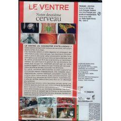 Le Ventre, notre deuxième Cerveau - DVD Zone 2