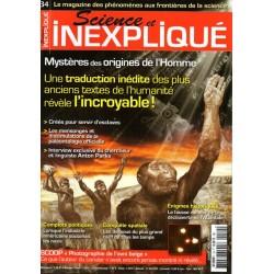 Science et Inexpliqué n° 34 - Mystères des origines de l'Homme
