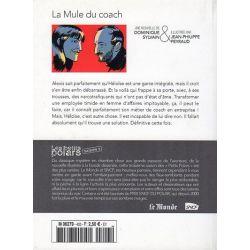"""La Mule du Coach (Dominique Sylvain) - Collection """"Les petits polars"""""""