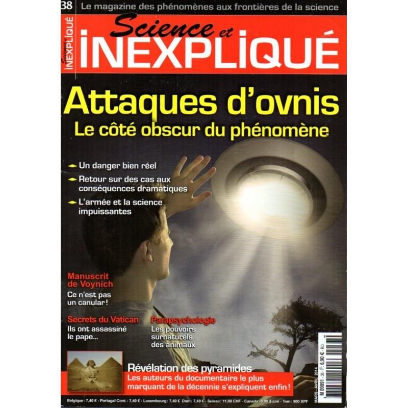 Science et Inexpliqué n° 38 - Attaques d'ovnis, le côté obscur du phénomène