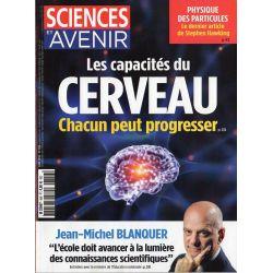 Sciences et Avenir n° 856 - Les capacités du cerveau. chacun peut progresser