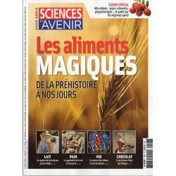 Sciences et Avenir (hors série) n° 193 H - Les aliments magiques, de la préhistoire à nos jours