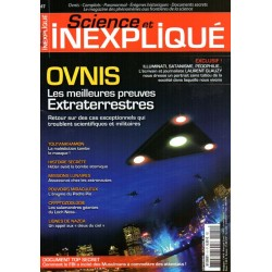 Science et Inexpliqué n° 41 - OVNIS, les meilleures preuves Extraterrestres