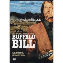 Buffalo Bill (Joel McCrea) - DVD Zone 2