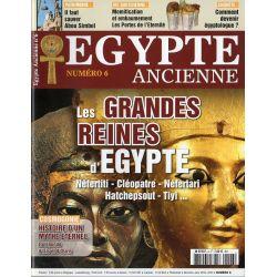 Égypte Ancienne n° 6 - Les grandes Reines d'Égypte