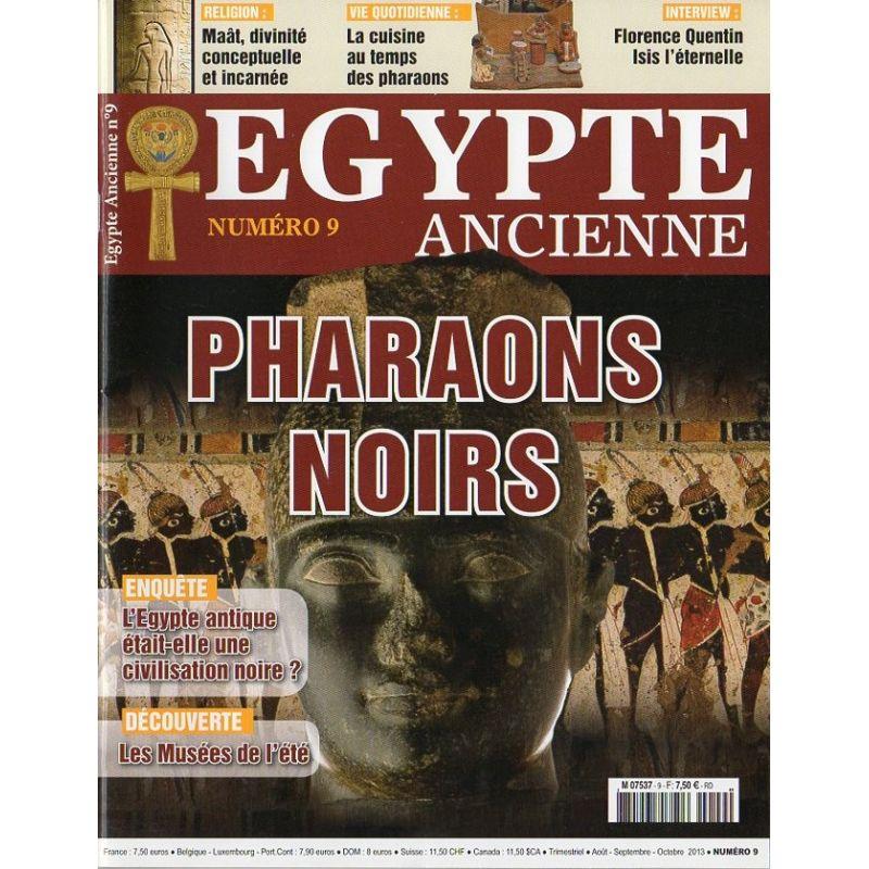 Égypte Ancienne n° 9 - Pharaons Noirs