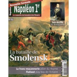 Napoléon Ier n° 65 - La Bataille de Smolensk (17 août 1812)