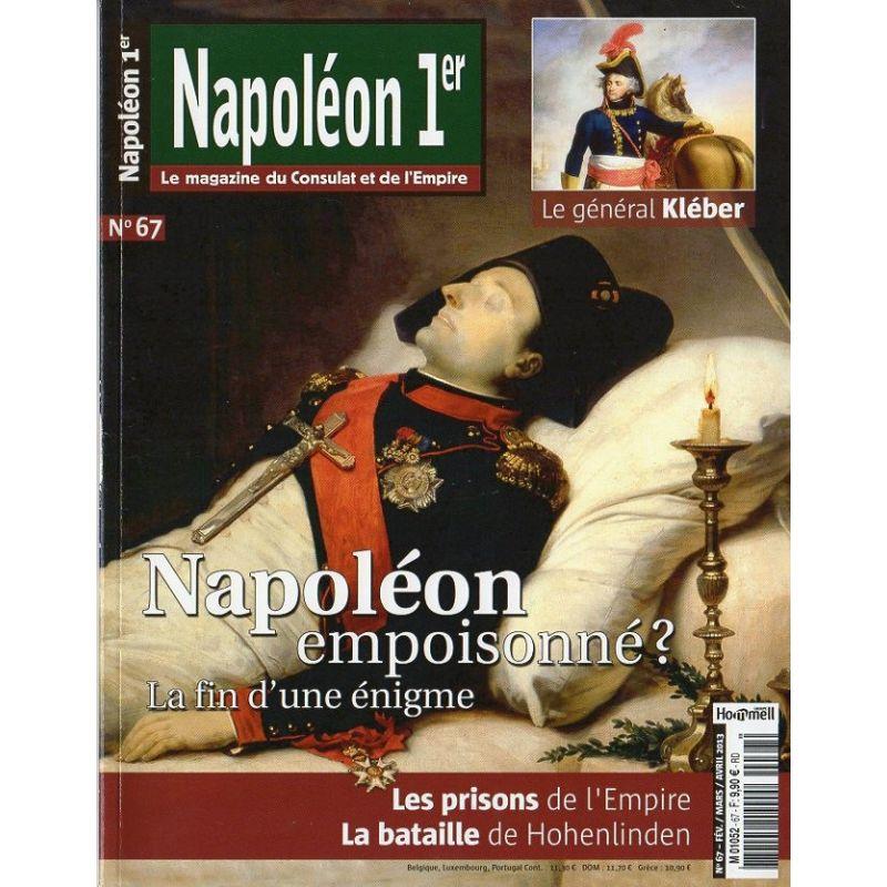 Napoléon Ier n° 67 - Napoléon empoisonné ? La fin d'une énigme