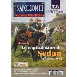 Napoléon III n° 20 - La capitulation de Sedan (2 septembre 1870)