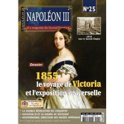 Napoléon III n° 25 - 1855 le voyage de Victoria et l'exposition universelle
