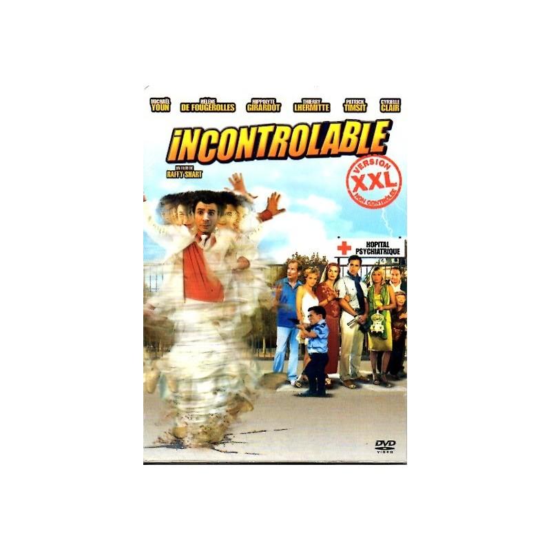 Incontrôlable (avec Michaël Youn) - DVD Zone 2