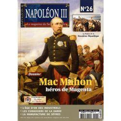 Napoléon III n° 26 - Mac Mahon, héros de Magenta