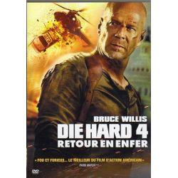 Die Hard 4 - Retour en Enfer (Bruce Willis) - DVD Zone 2