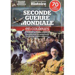 Grands mystères de l'Histoire HS n° 1 - La seconde Guerre Mondiale en couleurs