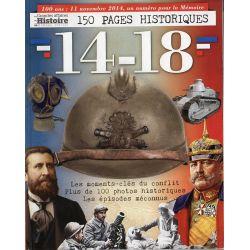 Les Grandes Affaires de l'Histoire n° 8 - Première guerre mondiale 14-18