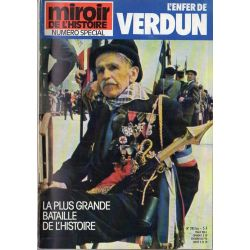 Miroir de l'Histoire n° 292 bis - L'Enfer de Verdun, la plus grande bataille de l'Histoire