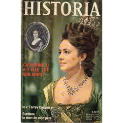 Historia n° 256 - Catherine II a-t-elle tué son mari ?