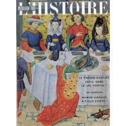 Miroir de l'Histoire n° 170 - Qui protège le trésor d'Hitler ?