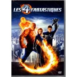 Les 4 Fantastiques - DVD Zone 2