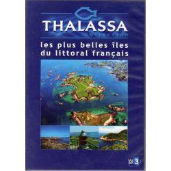 Thalassa - Les plus belles îles du littoral français - DVD Zone 2