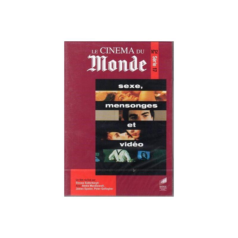 Sexe, mensonges et vidéo (de Steven Soderbergh) - DVD Zone 2
