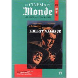 L'Homme qui tua Liberty Valance (James Stewart) - DVD Zone 2