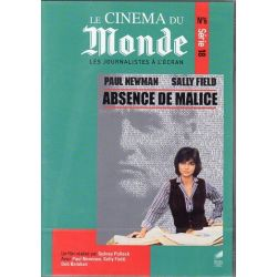 Absence de Malice (Paul Newman, Sally Field) - DVD Zone 2
